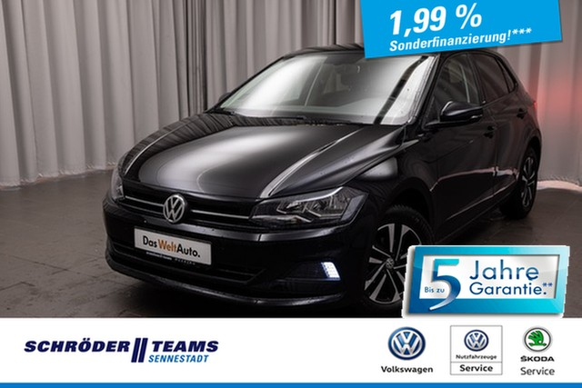Volkswagen Polo 1.0 TSI Comfortline IQ-Drive, Jahr 2020, Benzin