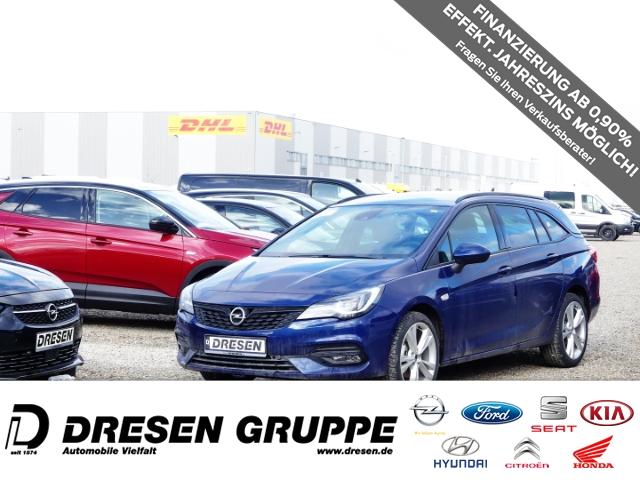 Opel Astra K Sports Tourer Elegance 1.2 Turbo **30 % Sonderaktion** ALCANTARA/KLIMAAUTOMATIK, Jahr 2020, Benzin