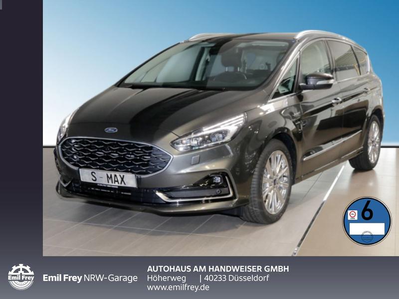 Ford S-Max 2.0 EcoBlue Bi-Turbo Aut. VIGNALE 177 kW, 5-türig (Diesel), Jahr 2020, Diesel