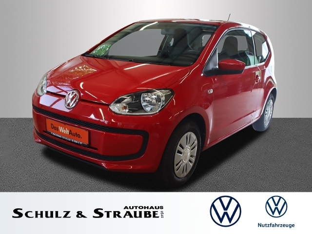 Volkswagen up! move KLIMA NAVI MP 3, Jahr 2016, petrol