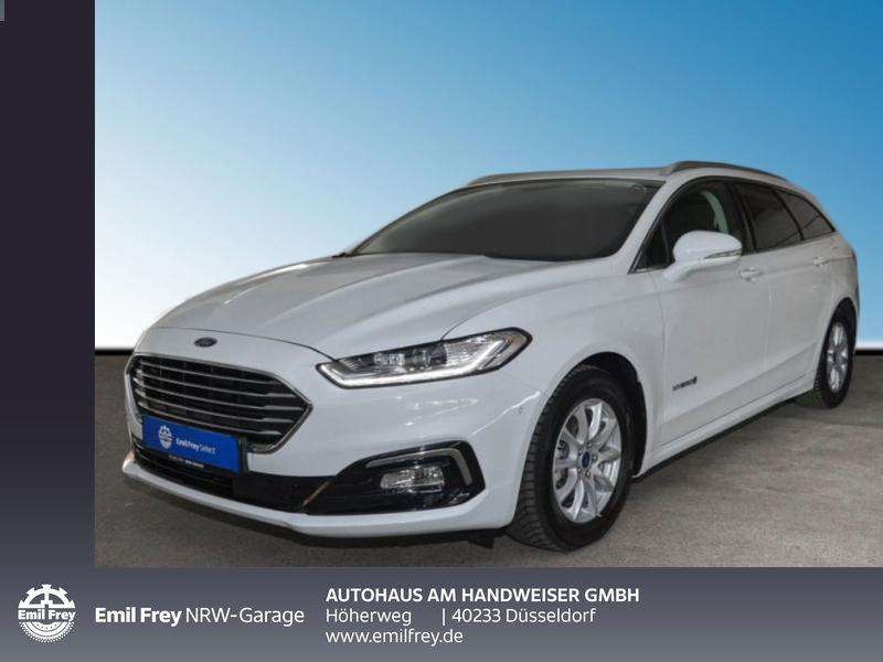 Ford Mondeo Turnier 2.0 Ti-VCT Hybrid Titanium,iACC, Jahr 2019, Benzin