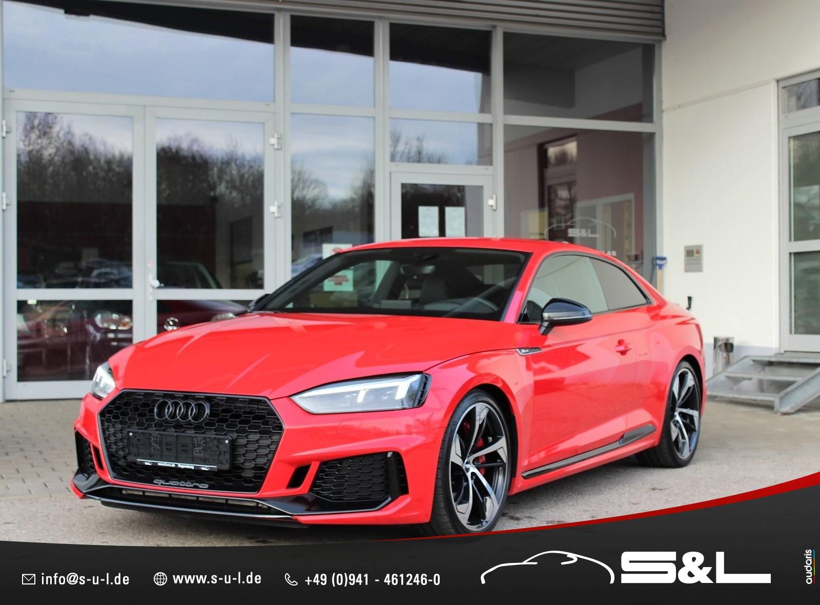 Audi RS5 quattro/ Matrix / B&O/ MMI/ SportabGasanlage, Jahr 2019, Benzin