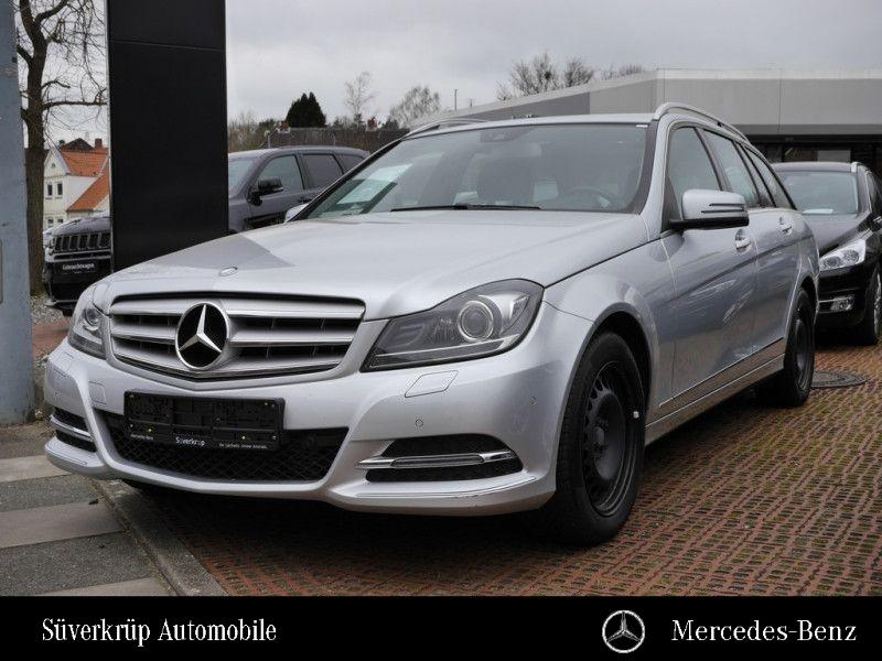 Mercedes-Benz C 200 T CDI Avantgarde 8 fach bereift/LED ILS/Na, Jahr 2014, Diesel
