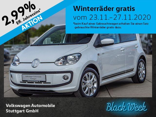 Volkswagen up! 1.0 move up! Navi Sitzheizung Klima, Jahr 2016, Benzin