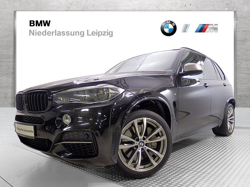 BMW X5 M50d EURO6 Sportpaket Head-Up HiFi DAB LED Spurwarng., Jahr 2016, Diesel