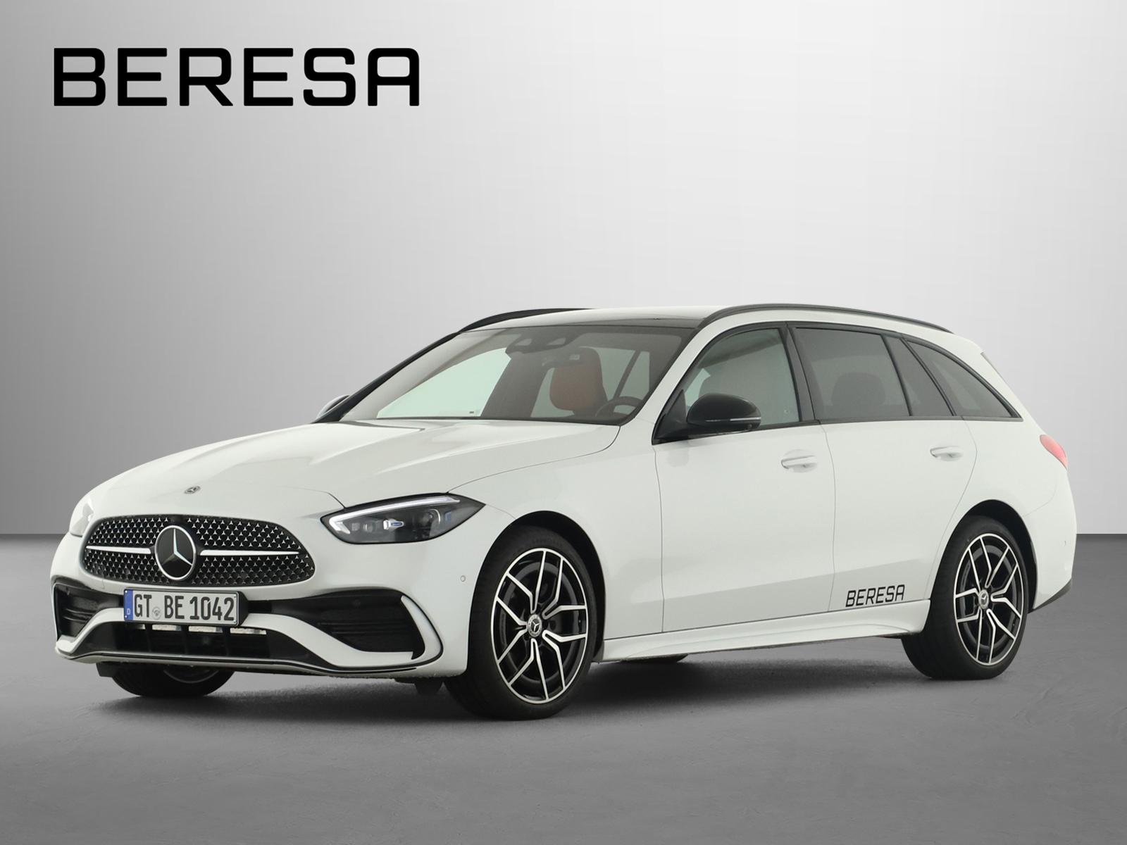 Mercedes-Benz C 300 d AMG Sitzklima Burmester Fahrassist., Jahr 2021, Diesel