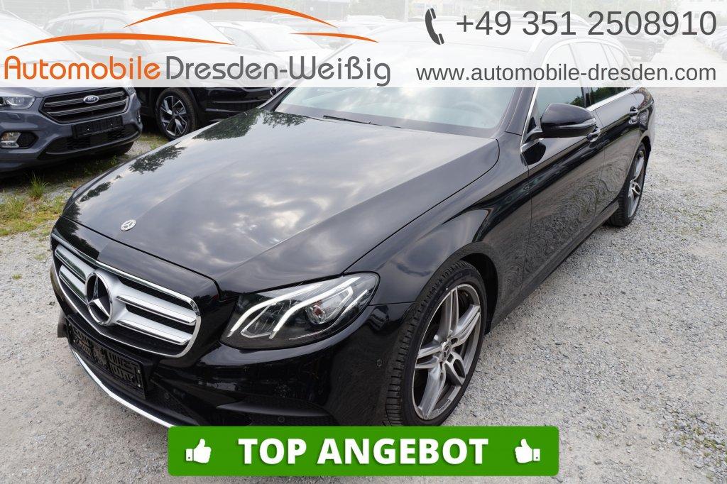 Mercedes-Benz E 220 d BlueTec*AMG*Widescreen*dt.UPE 62.000, Jahr 2020, Diesel