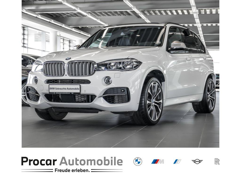 BMW X5 M50d Night Vision HUD LED DA+ Pano 21 Standhzg., Jahr 2018, Diesel