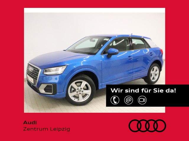 Audi Q2 1.4 TFSI sport*Audi pre sense front*S tronic*, Jahr 2017, Benzin