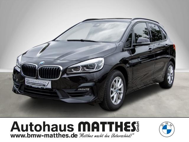BMW 216 Active Tourer Advantage- Rückfahrkamera, LED, Klimaautomatik etc., Jahr 2020, Benzin