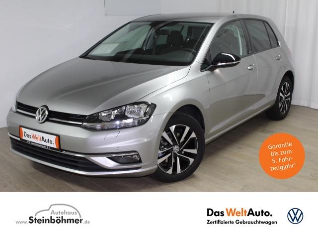 Volkswagen Golf IQ.DRIVE 1.0TSI Navi ACC ParkAss Sitzhz. 16, Jahr 2019, Benzin