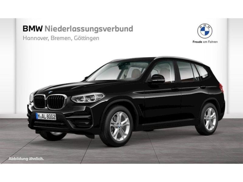 BMW X3 xDrive20d Advantage Dyn. Dämpfer LED Alarm, Jahr 2020, Diesel