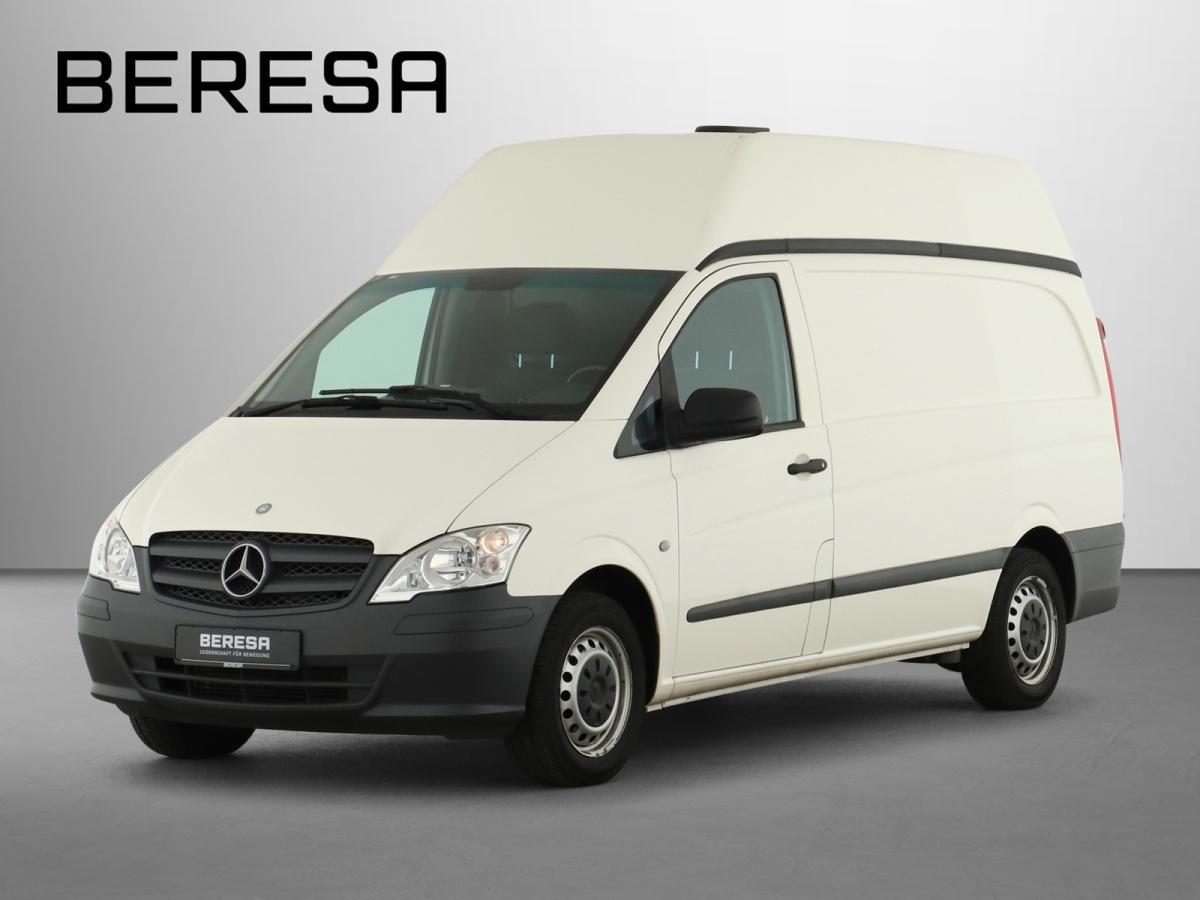 Mercedes-Benz Vito 113 CDI Hochdach Klima Standheizung, Jahr 2013, Diesel
