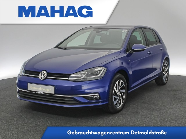 Volkswagen Golf VII 1.6 TDI JOIN Navi LED Kamera Sitzhz. ParkPilot FahrerAssistPlus 16Zoll DSG, Jahr 2019, Diesel