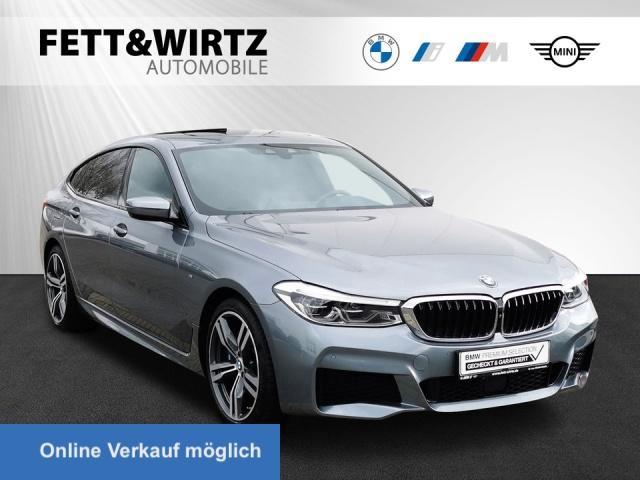 BMW 630 Gran Turismo GT xDrive M-Sport Pano Standh ACC AHK 20''LM, Jahr 2019, Diesel