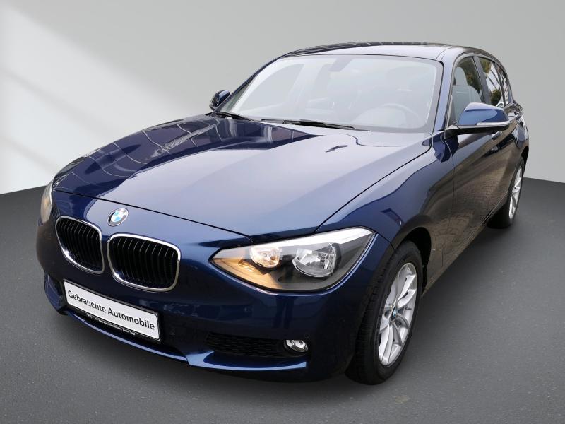BMW 114i Klimaaut. PDC LM NSW Lederlenkrad, Jahr 2014, Benzin