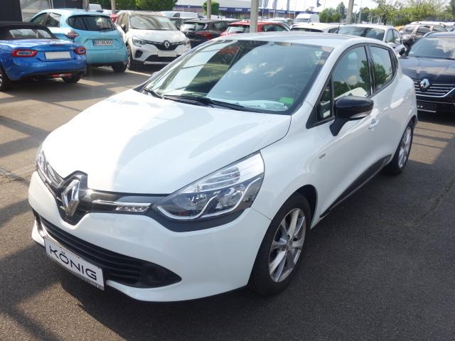 Renault Clio LIMITED 1.2 16V 75, Jahr 2016, Benzin