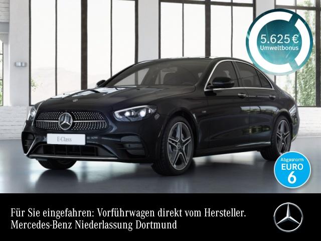 Mercedes-Benz E 300 de AMG Night ILS FAP MOPF PANO Burmester, Jahr 2020, Hybrid_Diesel