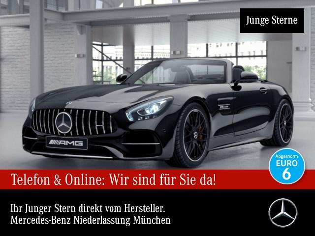 Mercedes-Benz AMG GT C Roadster Carbon PerfSitze+AbGas Keramik, Jahr 2018, Benzin