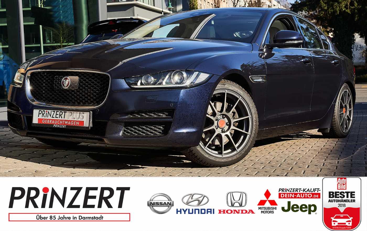 Jaguar XE 20d 8AT Portfolio, Jahr 2015, Diesel