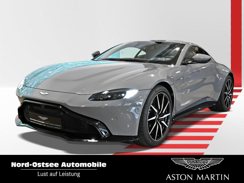 Aston Martin V8 Vantage Coupé - Aston Martin Hamburg, Jahr 2019, Benzin