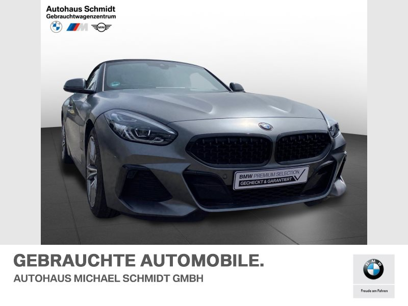 BMW Z4 sDrive20i FROZEN+M SPORTPAKET+HEAD UP+ DAB, Jahr 2019, Benzin
