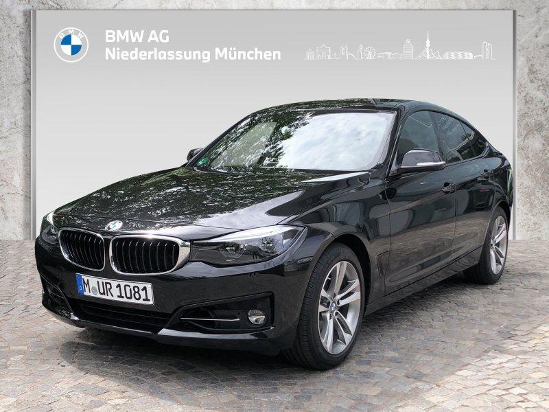 BMW 330 Gran Turismo i Sport Line Head-Up HiFi LED, Jahr 2020, Benzin