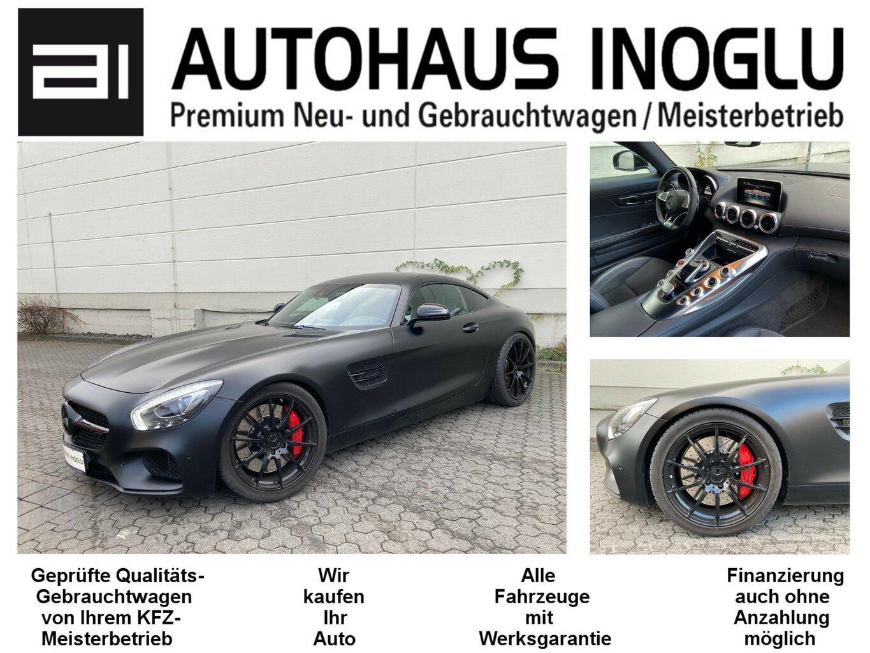 Mercedes-Benz GT AMG (BM 190)(10.2014->), Jahr 2015, Benzin
