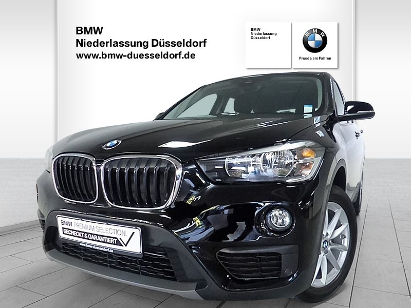 BMW X1 sDrive18i Advantage, Jahr 2017, Benzin