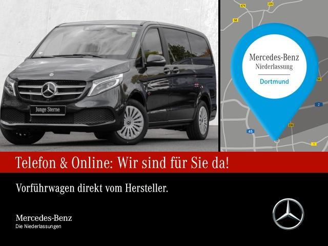 Mercedes-Benz V 250 d Lang Panoramadach Burmester, Jahr 2020, Diesel