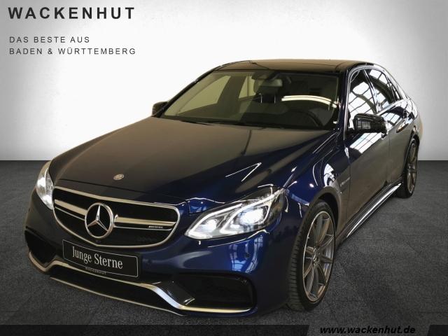 Mercedes-Benz E 63 AMG S 4M DRIVERS+PERF.LENK.KERAMIK+ILS+360, Jahr 2015, Benzin