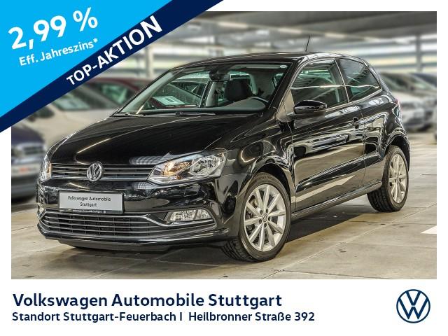 Volkswagen POLO 1.2 TSI Highline Navi Tempomat, Jahr 2017, Benzin