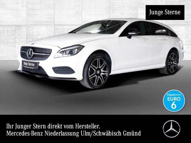 Mercedes-Benz CLS 400 SB 4M AMG 360° Airmat Stdhzg Multibeam, Jahr 2016, Benzin