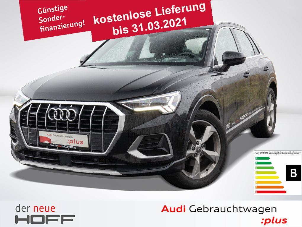 Audi Q3 35 2.0 TDI, Geländewagen quattro advanced (EU, Jahr 2020, Diesel
