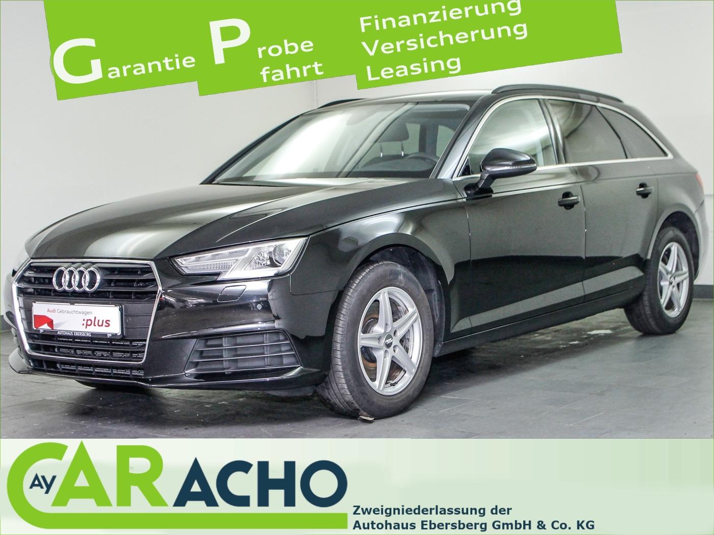 Audi A4 Avant 2.0 TDI QI PDC Xen Nav SHZ connect LTE, Jahr 2018, Diesel