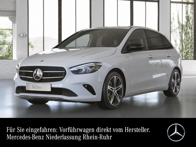 "Mercedes-Benz B 200 Night ALU 18"" LED PTS RÃ?ckfahrk. Tempomat, Jahr 2021, petrol"