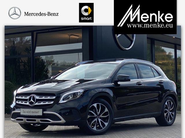 Mercedes-Benz GLA 180 finanzieren