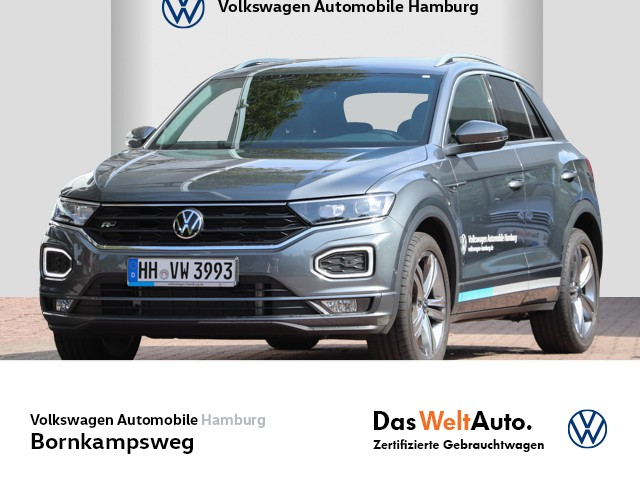 Volkswagen T-Roc 1.5 TSI Sport DSG AHK/NAVI/R-LINE/LED, Jahr 2021, Benzin