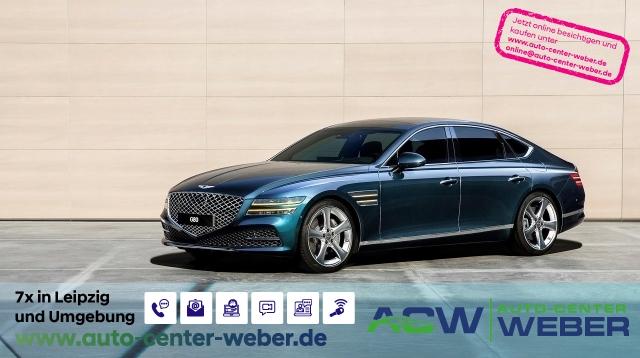 Hyundai Genesis G80 2.5 T-GDi Automatik Direktimport aus, Jahr 2020, Benzin