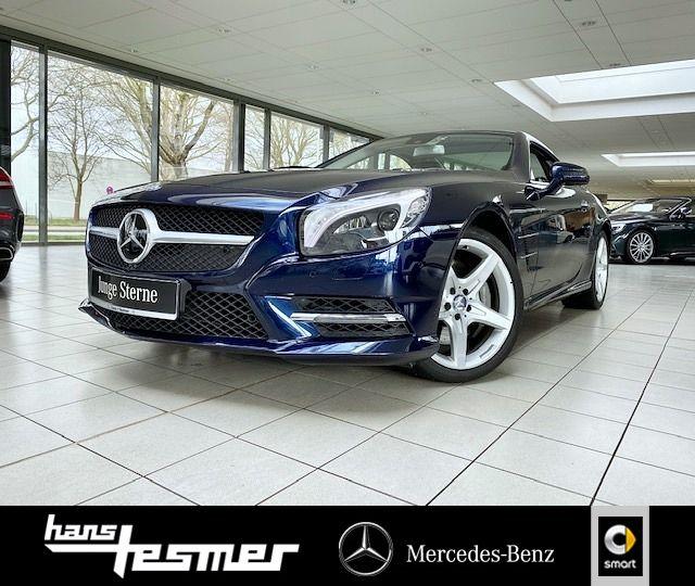 Mercedes-Benz SL 350 AMG Line, ABC, +Junger Stern bis 20.04.+, Jahr 2014, Benzin