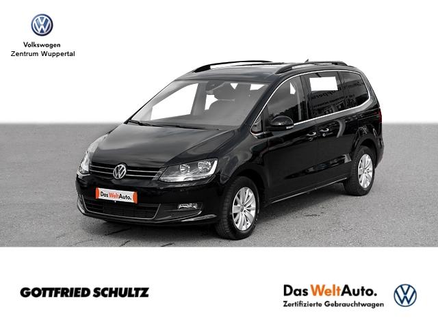 Volkswagen Sharan 2 0 TDI Comfortline NAVI AHK DHZ PDC LM ZV, Jahr 2020, Diesel