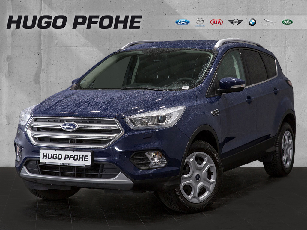 Ford Kuga COOL & CONNECT, Jahr 2019, Benzin
