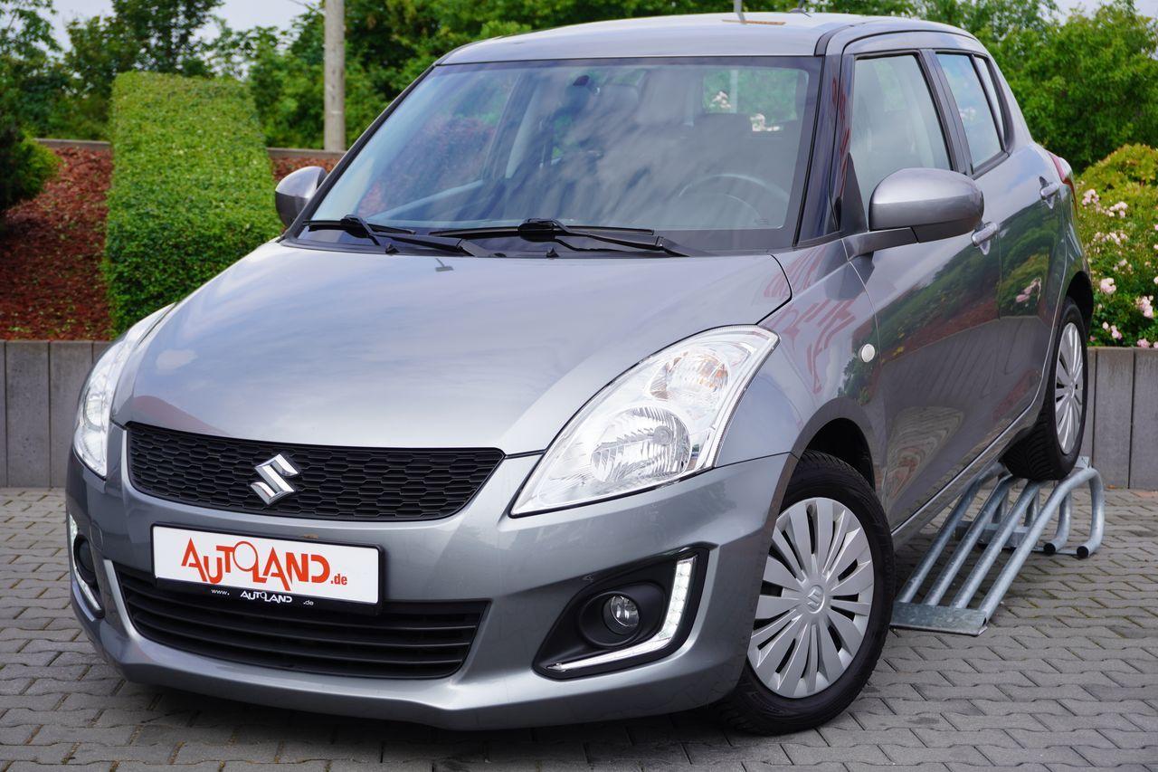 Suzuki Swift, Jahr 2016, Benzin
