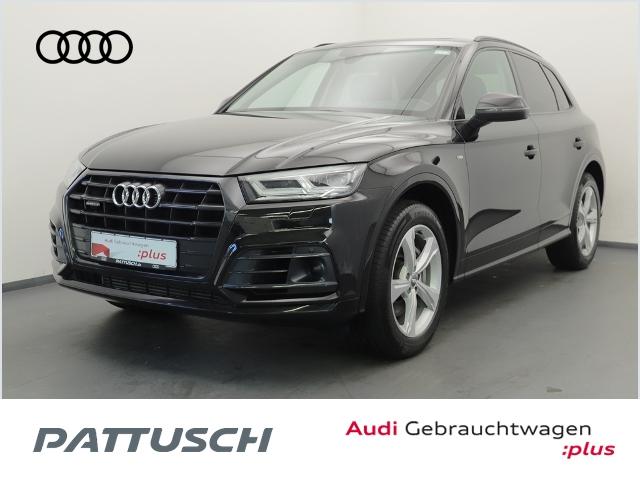 Audi Q5 3.0 TDI Q. Navi LED Panoramadach, Jahr 2018, Diesel