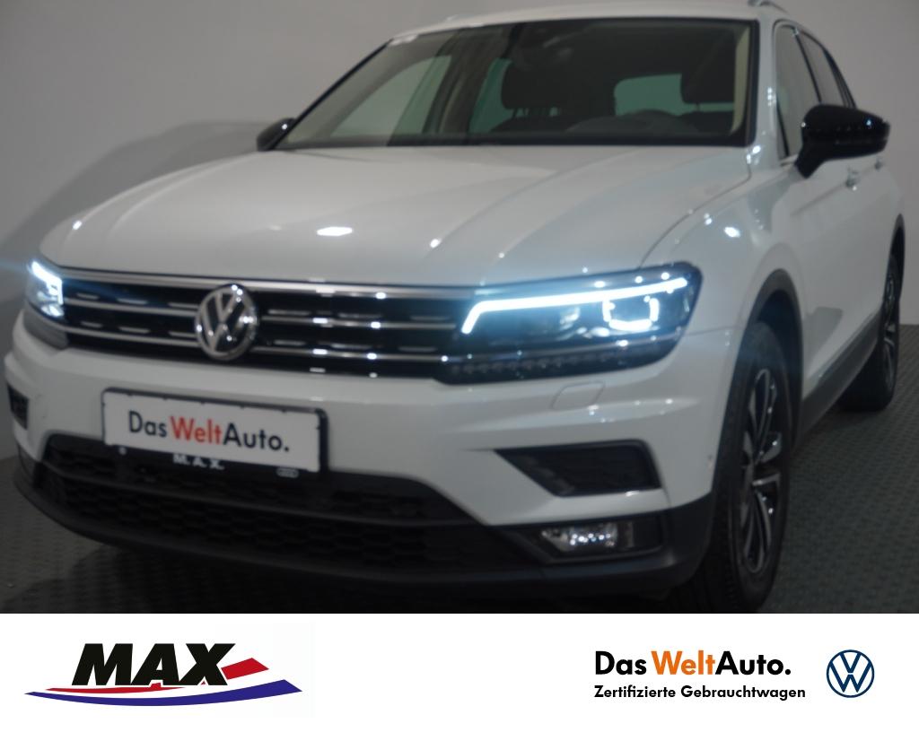Volkswagen Tiguan 2.0 TDI IQ.DRIVE 5jGAR LED NAV AHK SH, Jahr 2019, Diesel
