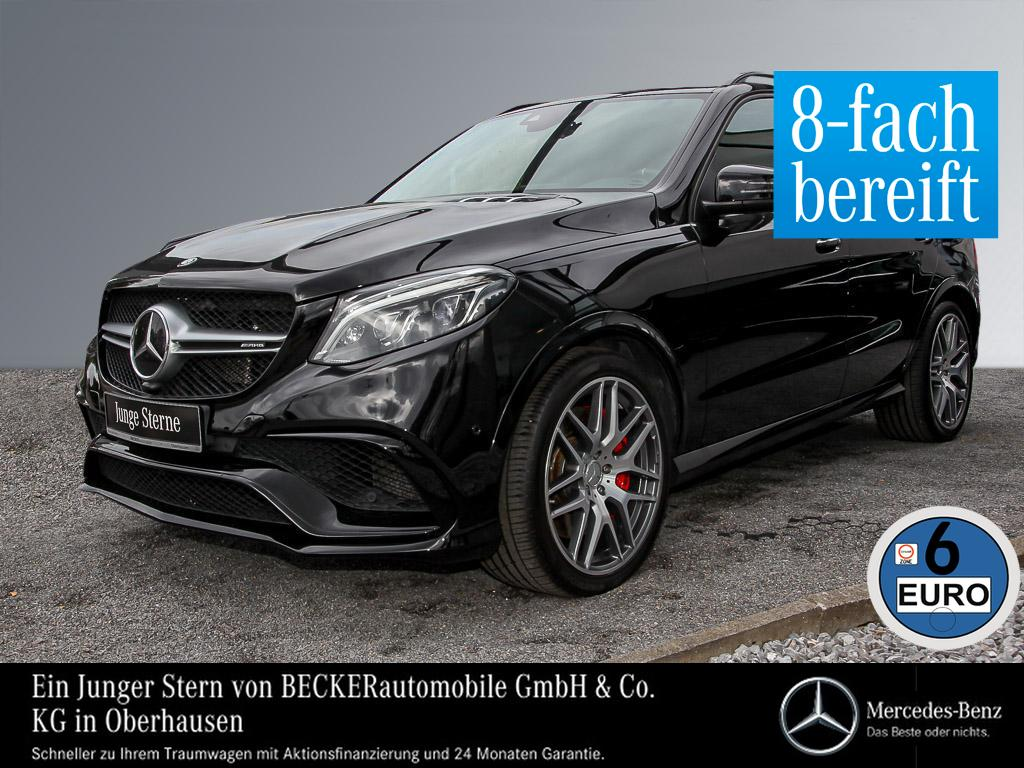 Mercedes-Benz GLE 63 AMG S 4MATIC ILS-LED Kamera Standheizung, Jahr 2016, Benzin