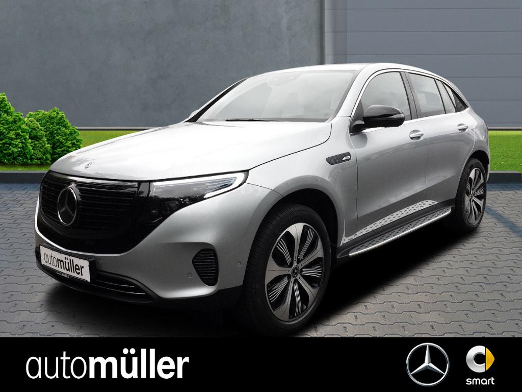 Mercedes-Benz EQC 400 4M Burmester+Distronic+360°+LED+Memory, Jahr 2019, electric