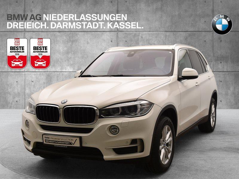 BMW X5 xDrive25d HiFi RFK Navi Prof. RTTI Sp.Limit, Jahr 2017, Diesel