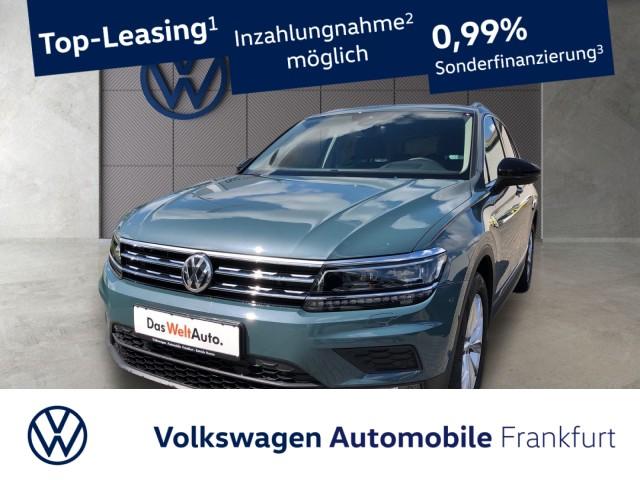 "Volkswagen Tiguan 1.5 TSI IQ.DRIVE Alu18"" AHK LED Navi, Jahr 2020, petrol"