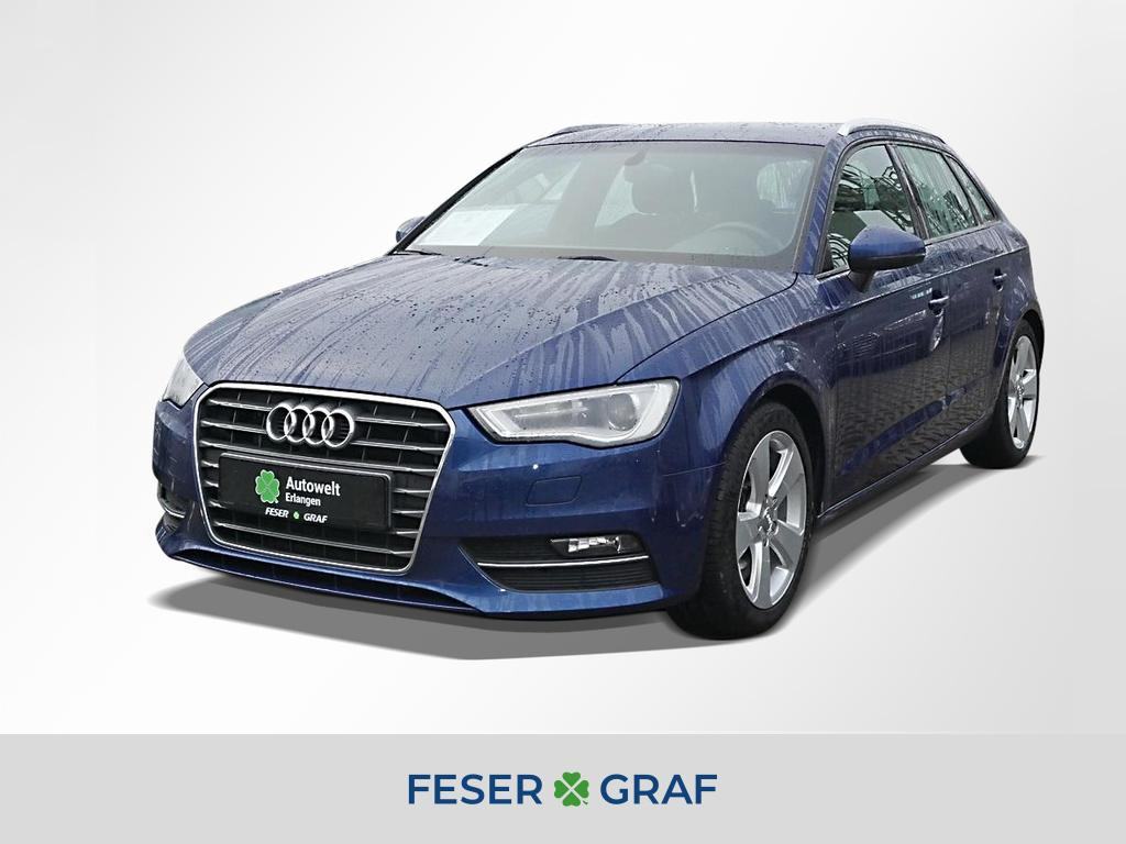 Audi A3 Sportback 2.0 TDI Ambition AHK Xenon Einparkh, Jahr 2013, Diesel